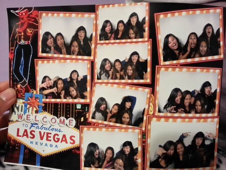Photo booth silliness <3