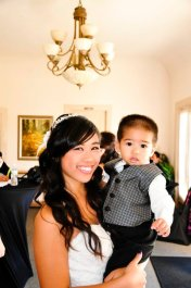 Me and my little brother in a suit!