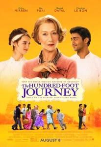 Click for The Hundred-Foot Journey's Trailer :)